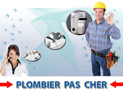 Canalisation Bouchée Andilly 95580